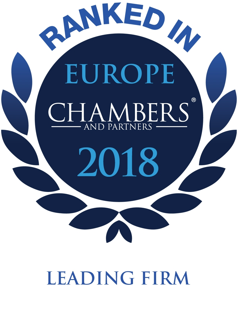 Logo Chambers Leading firm