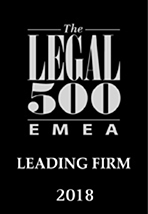 legal 500 emea leading firm2018